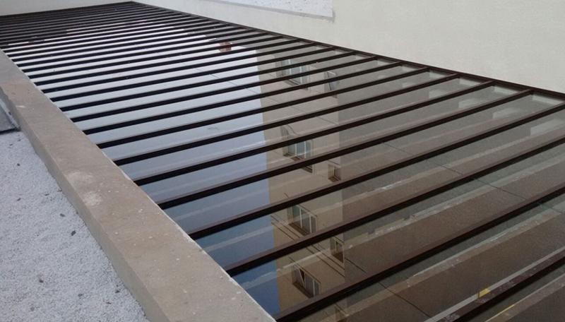 Especial Esquadrias De Alum 237 Nio Pergolado E Telhado De Vidro